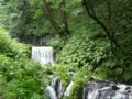 白糸の滝(軽井沢町)